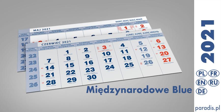 Kalendarium międzynarodowe 2021